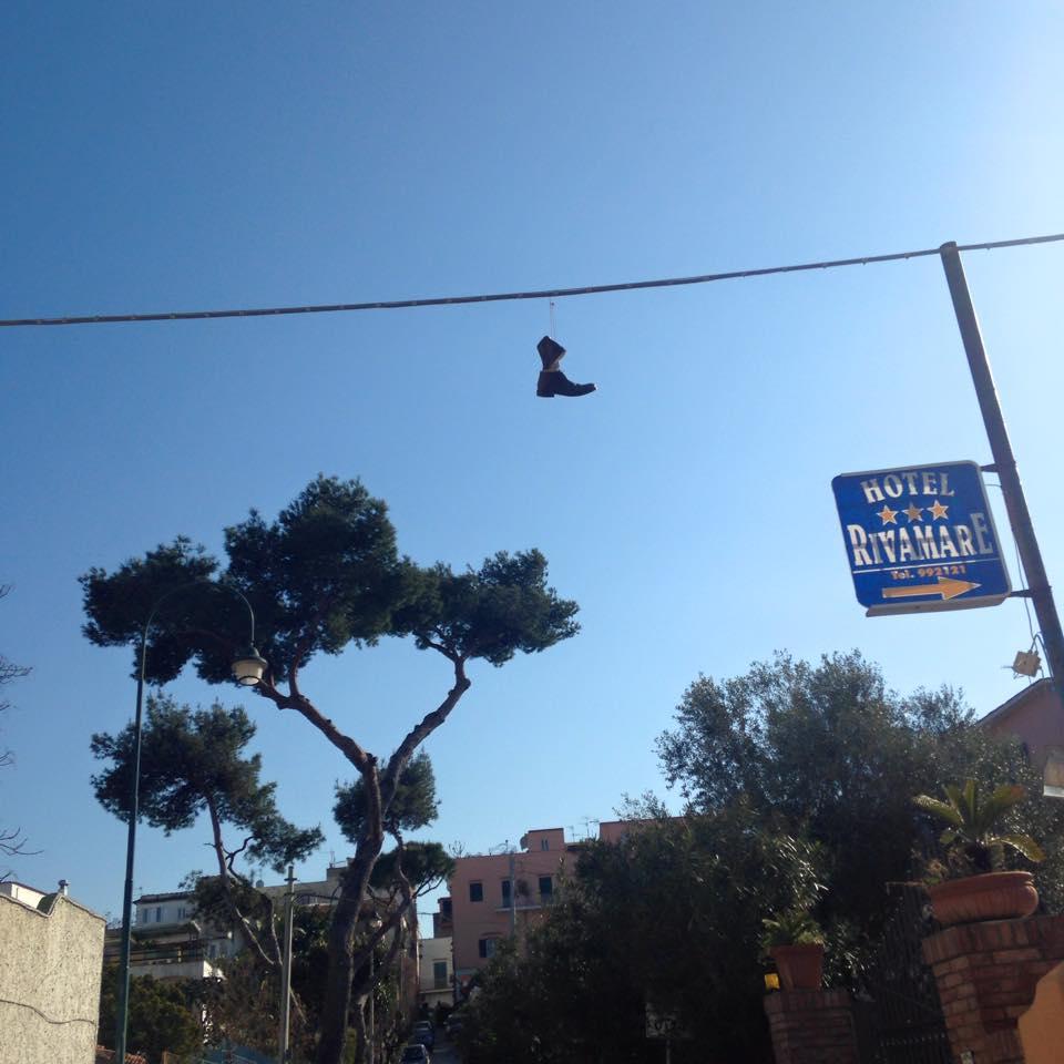 scarpa volante