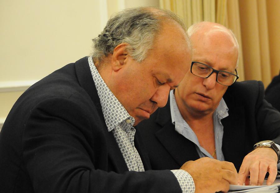 Carmine Bernardo / Foto F. Trani