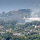 GNA ischia canader in azione per vari incendi che dalla notte di