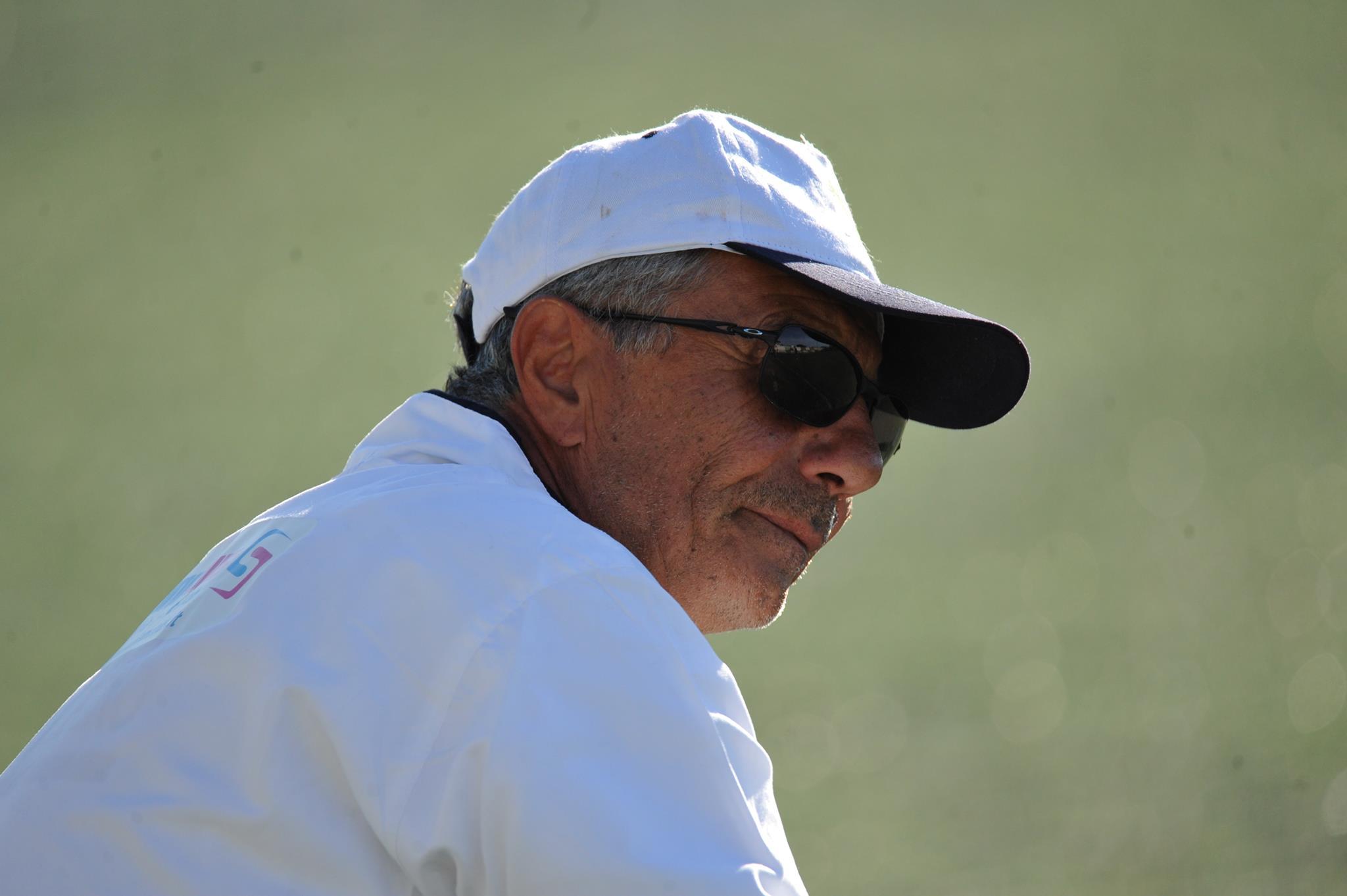 Franco Impaglaizzo. Foto Francesco Di Noto Morgera