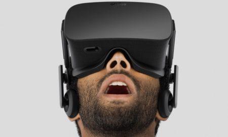 immagine di un visore VR