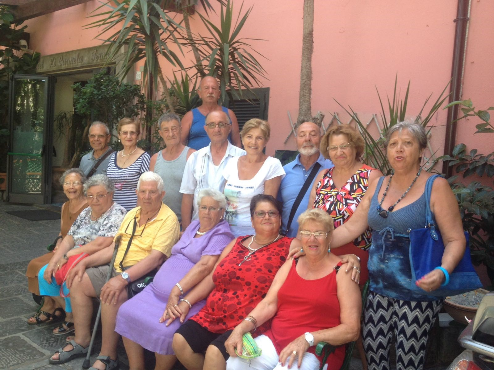 Soggiorno climatico sull\'isola verde per gli anziani di Brusciano ...