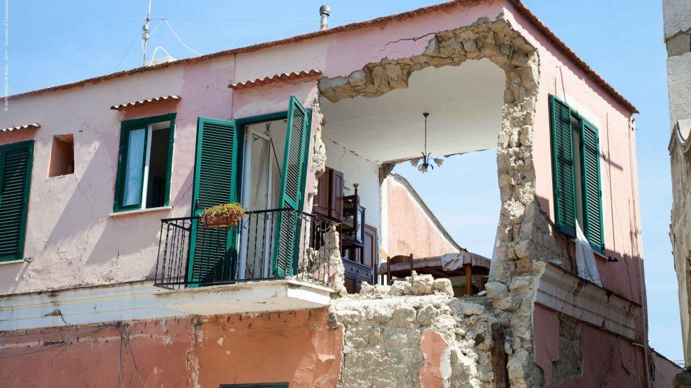 Sisma ad Ischia, dichiarazioni del Presidente De Luca
