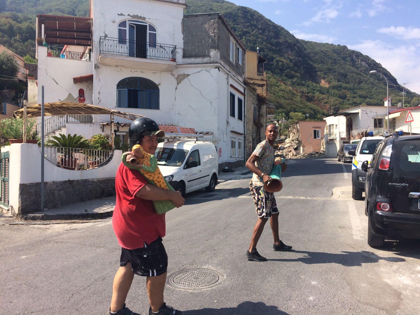 Terremoto a Ischia, è il giorno della visita di Mattarella