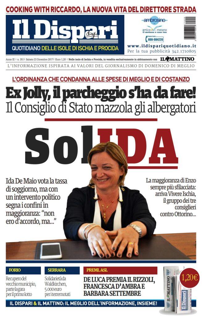 Edicola solida il dispari quotidiano for Tassa soggiorno ischia