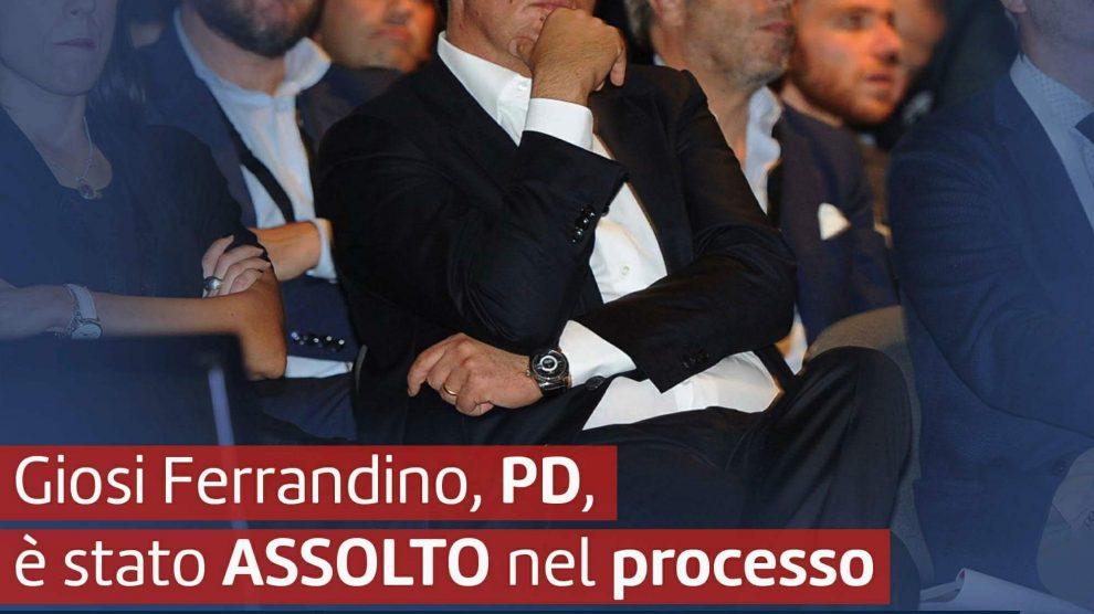 Cpl Concordia, assolto l'ex sindaco di Ischia Giosi Ferrandino