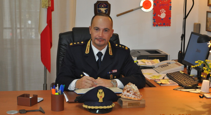 Promozione per Carlo Ferretti: diventa dirigente della polizia di stato