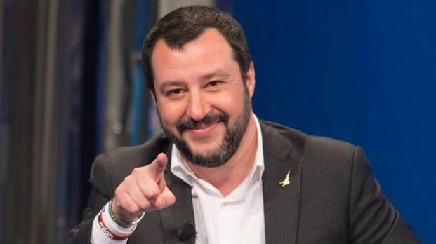 Lega, Matteo Salvini: