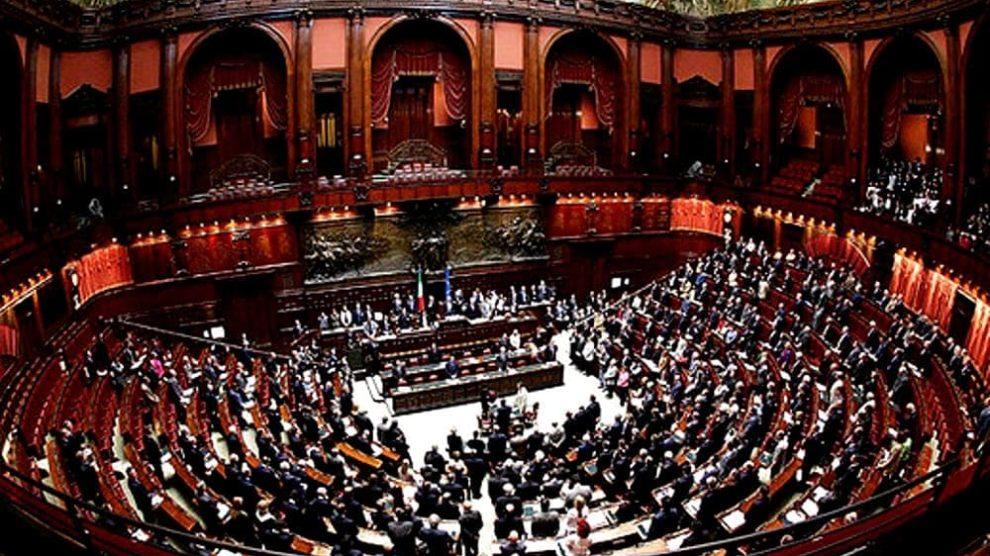 Decreto luned l 39 annuncio in aula alla camera il for Ieri alla camera dei deputati