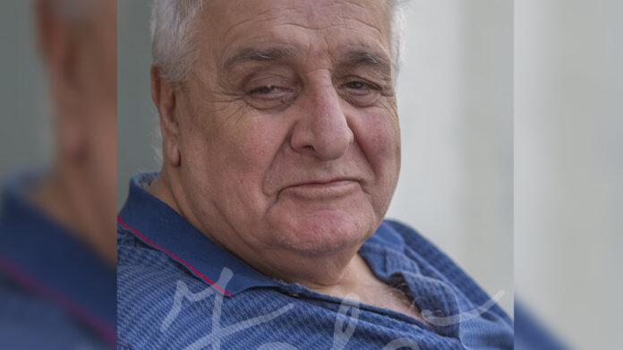 Emiddio Calise, foto Alfonso Mattera